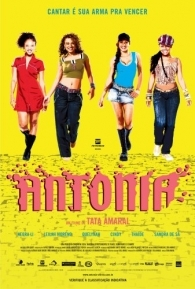 Antônia: O Filme - Poster / Capa / Cartaz - Oficial 1