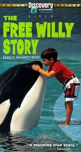 The Free Willy Story- Keiko's Journey Home - Poster / Capa / Cartaz - Oficial 1