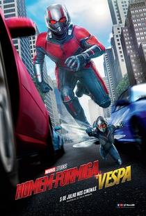 Homem-Formiga e a Vespa - Poster / Capa / Cartaz - Oficial 2