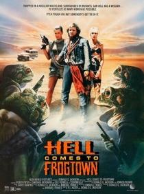 O Inferno Chega a Frogtown - Poster / Capa / Cartaz - Oficial 3