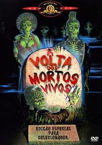 A Volta dos Mortos Vivos - Poster / Capa / Cartaz - Oficial 10