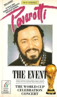 Pavarotti - The Event - Poster / Capa / Cartaz - Oficial 1