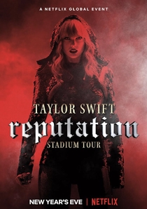 Taylor Swift: Reputation Stadium Tour - Poster / Capa / Cartaz - Oficial 1