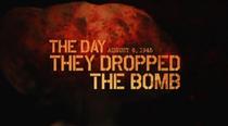 O dia em que jogaram a bomba - Poster / Capa / Cartaz - Oficial 3
