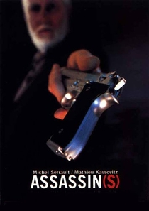 Assassino(s) - Poster / Capa / Cartaz - Oficial 1