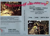 Papua Nova Guiné - Ilha dos Canibais - Poster / Capa / Cartaz - Oficial 2