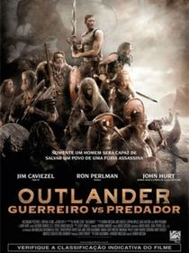 Outlander: Guerreiro vs Predador - Poster / Capa / Cartaz - Oficial 10