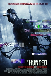 The Hunted - Poster / Capa / Cartaz - Oficial 1