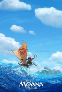 Moana: Um Mar de Aventuras - Poster / Capa / Cartaz - Oficial 13
