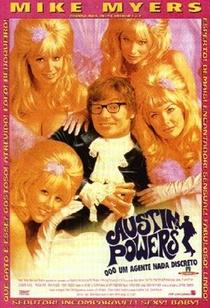 Austin Powers - 000 Um Agente Nada Discreto - Poster / Capa / Cartaz - Oficial 10