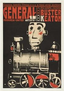 A General - Poster / Capa / Cartaz - Oficial 7