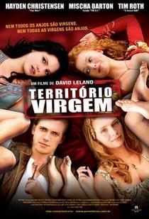 Território Virgem - Poster / Capa / Cartaz - Oficial 1