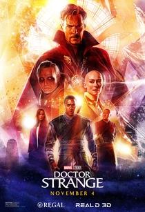 Doutor Estranho - Poster / Capa / Cartaz - Oficial 18