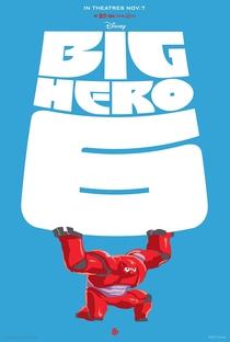 Operação Big Hero - Poster / Capa / Cartaz - Oficial 9