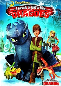 Dragões: O Presente do Fúria da Noite - Poster / Capa / Cartaz - Oficial 2