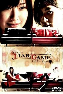 Liar Game (1ª Temporada) - Poster / Capa / Cartaz - Oficial 1