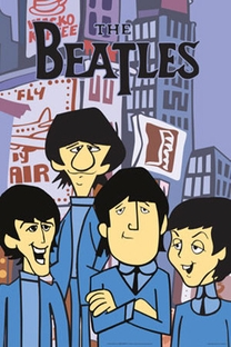The Beatles Cartoon - Poster / Capa / Cartaz - Oficial 1