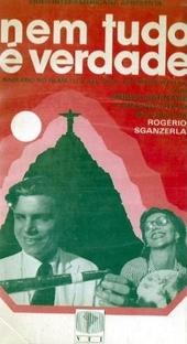 Nem tudo é verdade (Welles Nô Brasil) - Poster / Capa / Cartaz - Oficial 2
