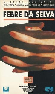 Febre da Selva - Poster / Capa / Cartaz - Oficial 2