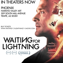 Waiting for Lightning - Poster / Capa / Cartaz - Oficial 1
