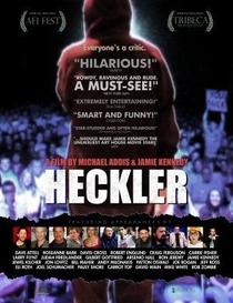Heckler - Poster / Capa / Cartaz - Oficial 1