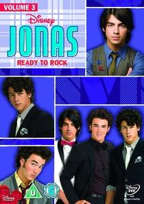 Jonas (1ª Temporada) - Poster / Capa / Cartaz - Oficial 4