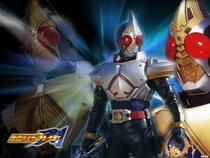 Kamen Rider Blade - Poster / Capa / Cartaz - Oficial 2
