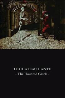 O Castelo Assombrado - Poster / Capa / Cartaz - Oficial 1