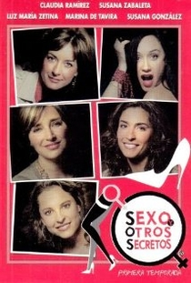 S.O.S.: Sexo e outros segredos (1ª Temporada) - Poster / Capa / Cartaz - Oficial 1