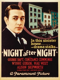 Noite Após Noite - Poster / Capa / Cartaz - Oficial 1