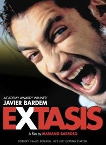 Extasis - Poster / Capa / Cartaz - Oficial 1