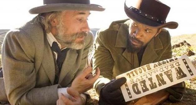 Cinema: Django Livre