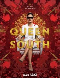 A Rainha do Sul (1ª Temporada) - Poster / Capa / Cartaz - Oficial 1