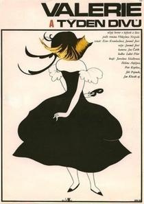 Valerie e Sua Semana de Deslumbramentos - Poster / Capa / Cartaz - Oficial 1