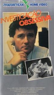 Investigação Obsessiva - Poster / Capa / Cartaz - Oficial 1