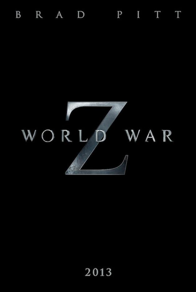 Revelado o teaser pôster de Guerra Mundial Z!