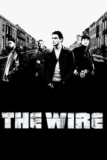 The Wire (1ª Temporada) - Poster / Capa / Cartaz - Oficial 3