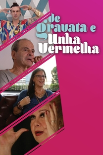 De Gravata e Unha Vermelha - Poster / Capa / Cartaz - Oficial 2