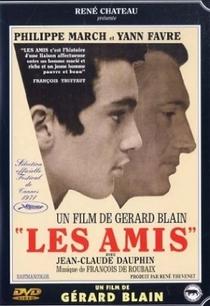 Os Amigos - Poster / Capa / Cartaz - Oficial 1