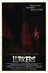 Lurkers - Poster / Capa / Cartaz - Oficial 1