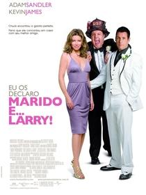 Eu os Declaro Marido e... Larry - Poster / Capa / Cartaz - Oficial 6