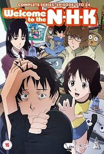 NHK ni Youkoso! - Poster / Capa / Cartaz - Oficial 1