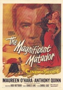 O Magnífico Matador - Poster / Capa / Cartaz - Oficial 1
