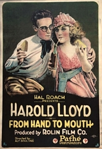 From Hand to Mouth - Poster / Capa / Cartaz - Oficial 1