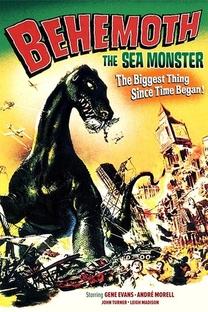 Behemoth A Besta do Mar - Poster / Capa / Cartaz - Oficial 2