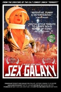 Sex Galaxy - Poster / Capa / Cartaz - Oficial 1