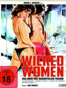 Wicked Women - Poster / Capa / Cartaz - Oficial 1