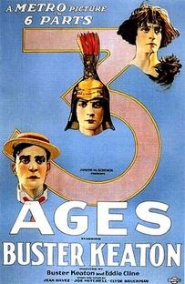 A Antiga e a Moderna - Poster / Capa / Cartaz - Oficial 1