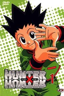 Hunter x Hunter (Arco 1: Exame Hunter) - Poster / Capa / Cartaz - Oficial 2