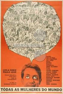 Todas as Mulheres do Mundo - Poster / Capa / Cartaz - Oficial 1